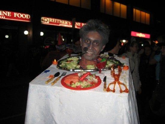 Dead Body Costume