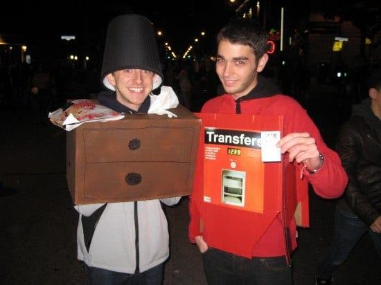 TTC Transfer Costume