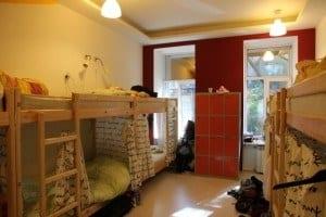 Red House Hostel Dorm