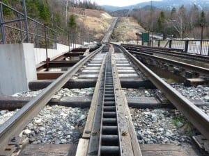 Cog Railway Tracks