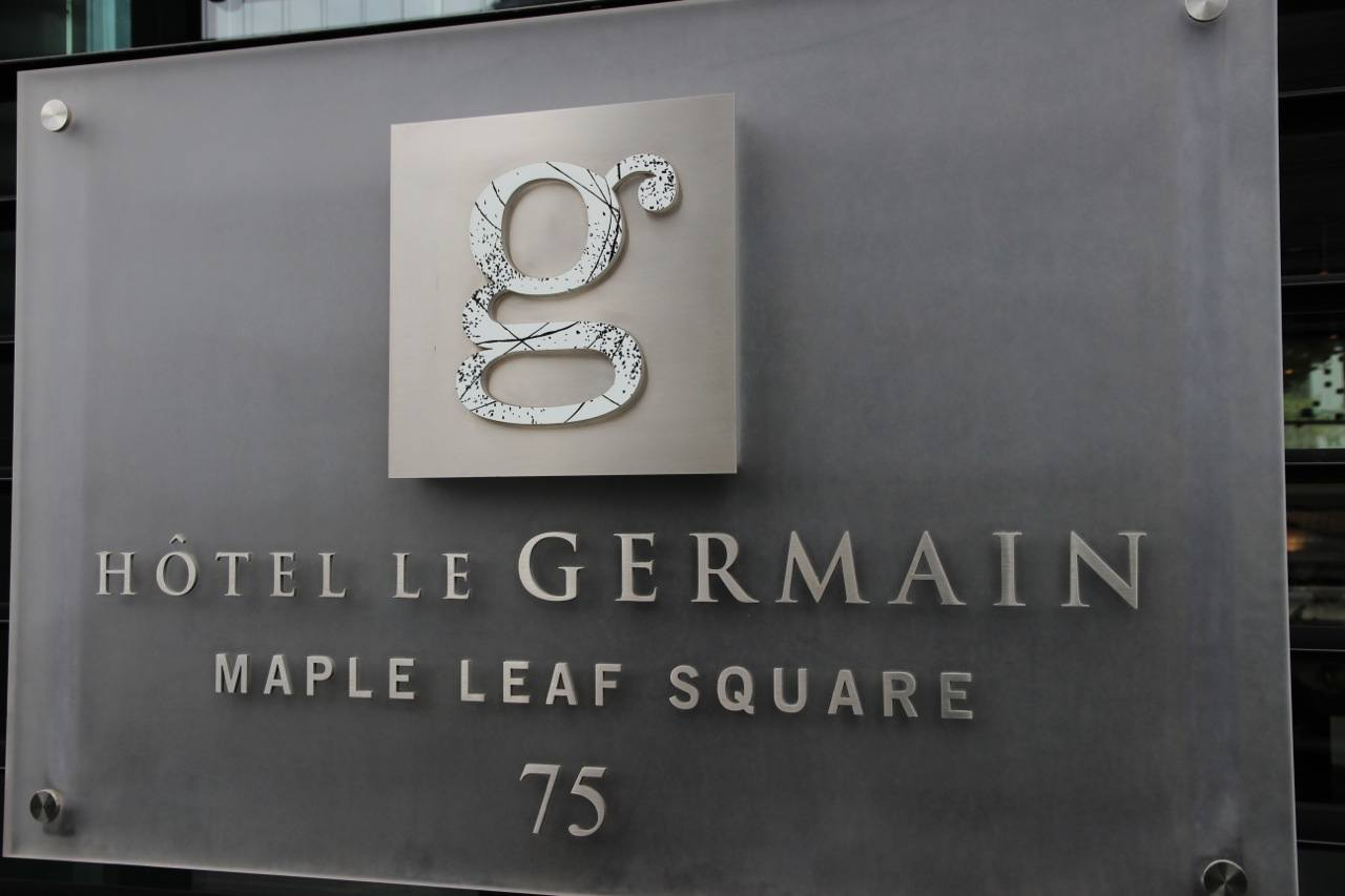 Le Germain Hotel Maple Leaf Square Toronto On