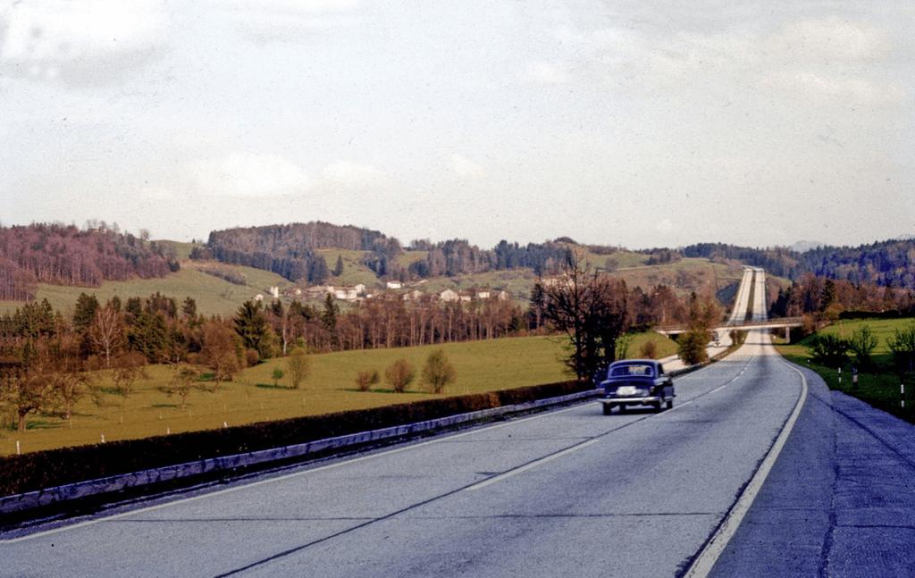 Road Trip Autobahn