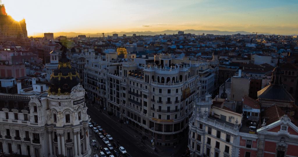 Road Trip Europe Spain