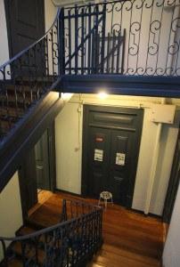 Stairwell-Good-Morning-Hostel-Lisbon