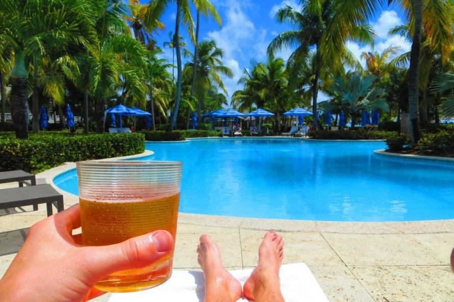 Four Seasons Nevis Pool