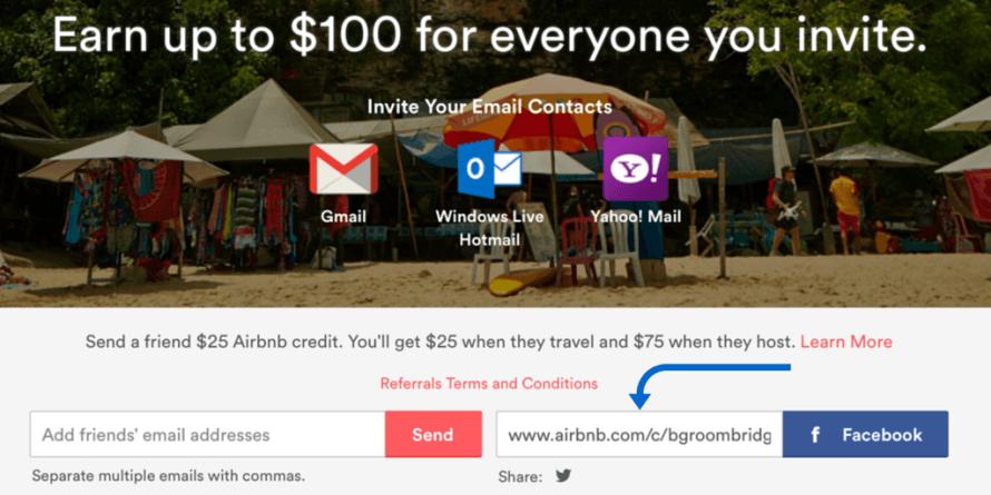 Airbnb Invite Code