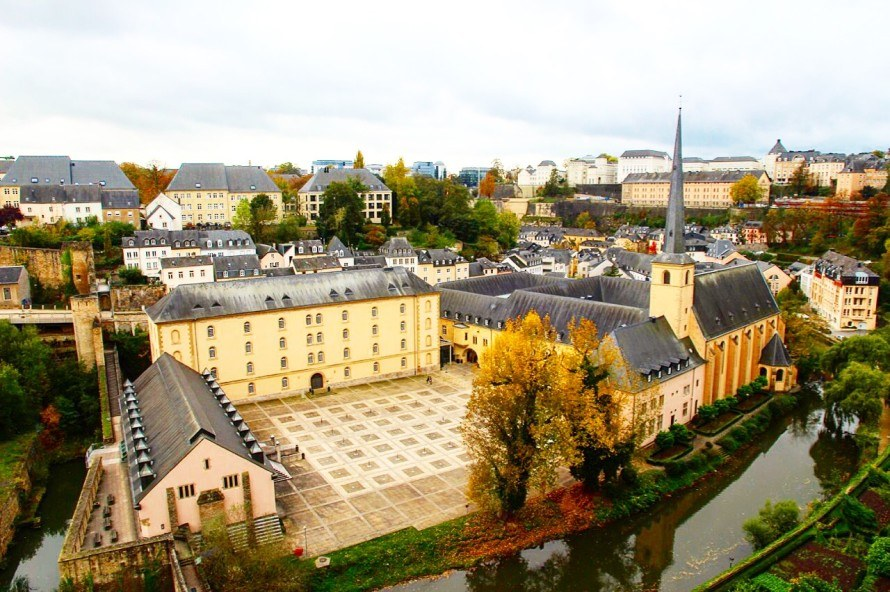 What does Luxembourg look like