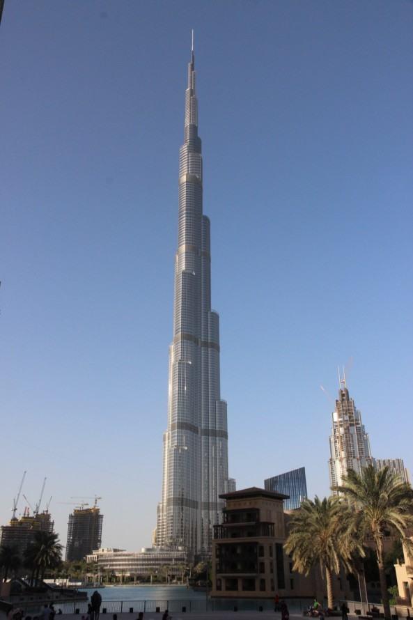 Is the Burj Khalifa worth it