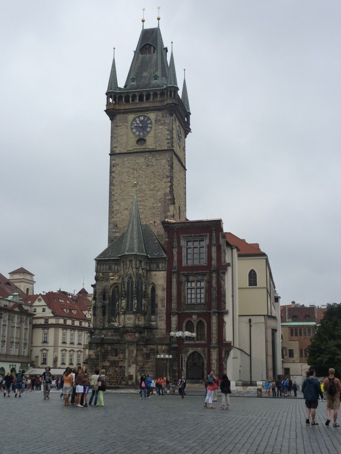 What is the Prague Clock?