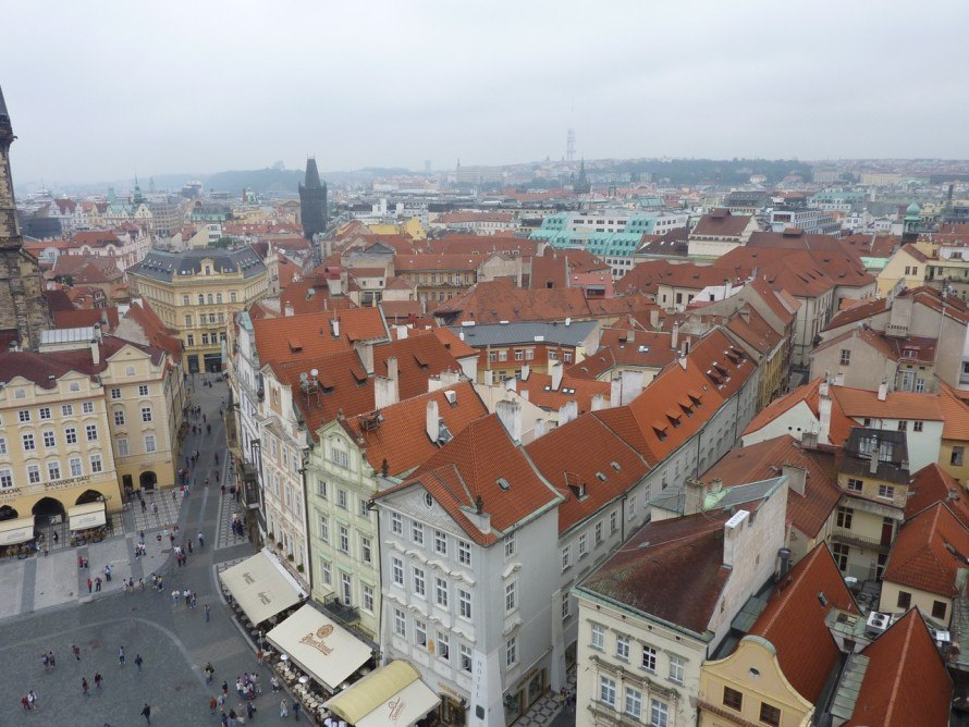 Best View of Prague